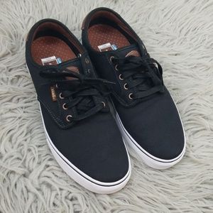 Vans Chima Ferguson Pro Black Skate Shoes size 12